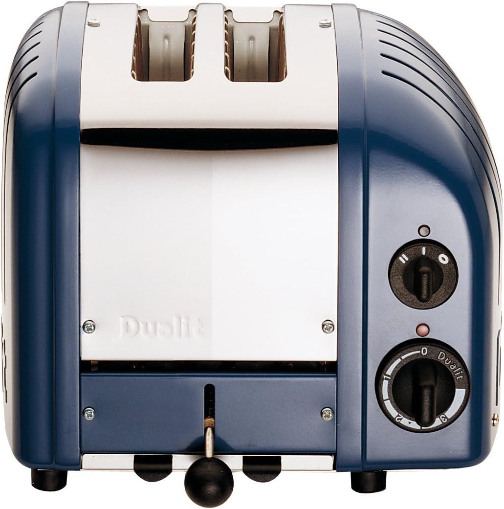 Dualit 27159 NewGen Toaster, Lavender Blue