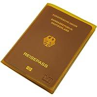 Fundas de Pasaporte 2 Bolsillos MJ-Design-Germany Made in