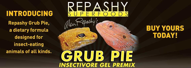 Repashy Grub Pie Repashy Grub Pie 84g FRD031