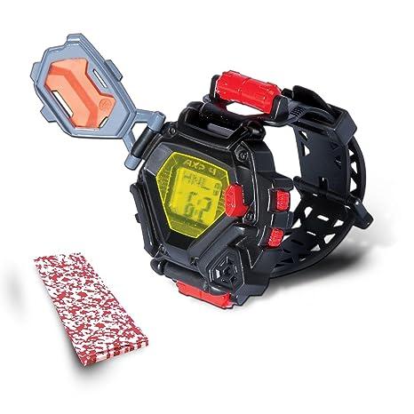 Spy Gear - Reloj espía, color negro (Bizak 61927040)