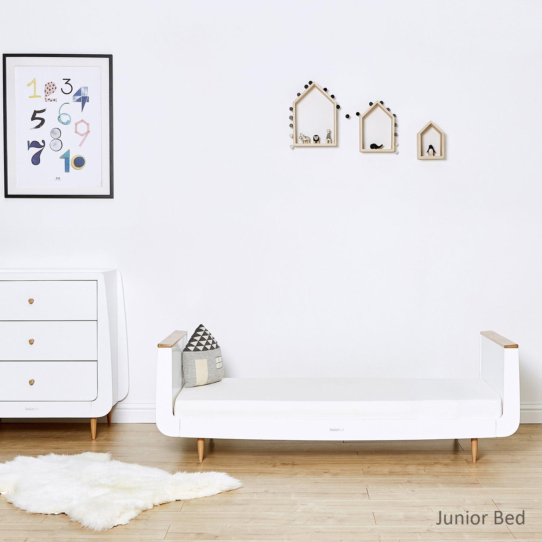 Natural Snuzkot Skandi Cot Bed