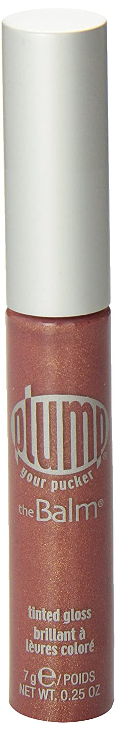 Plump Your Pucker Lip Gloss by theBalm #11