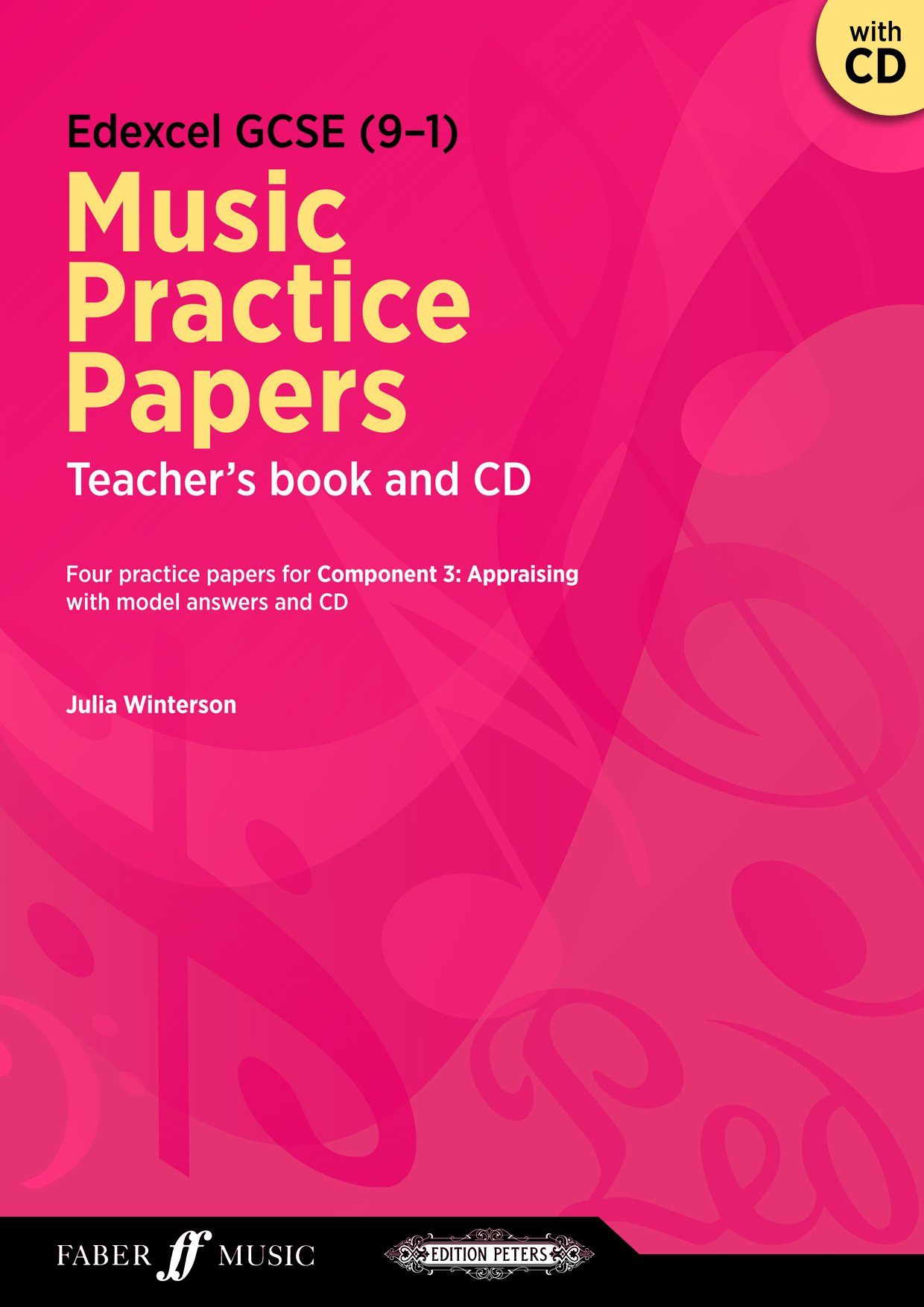 Edexcel GCSE Music Practice Papers Teacher's Book with Free