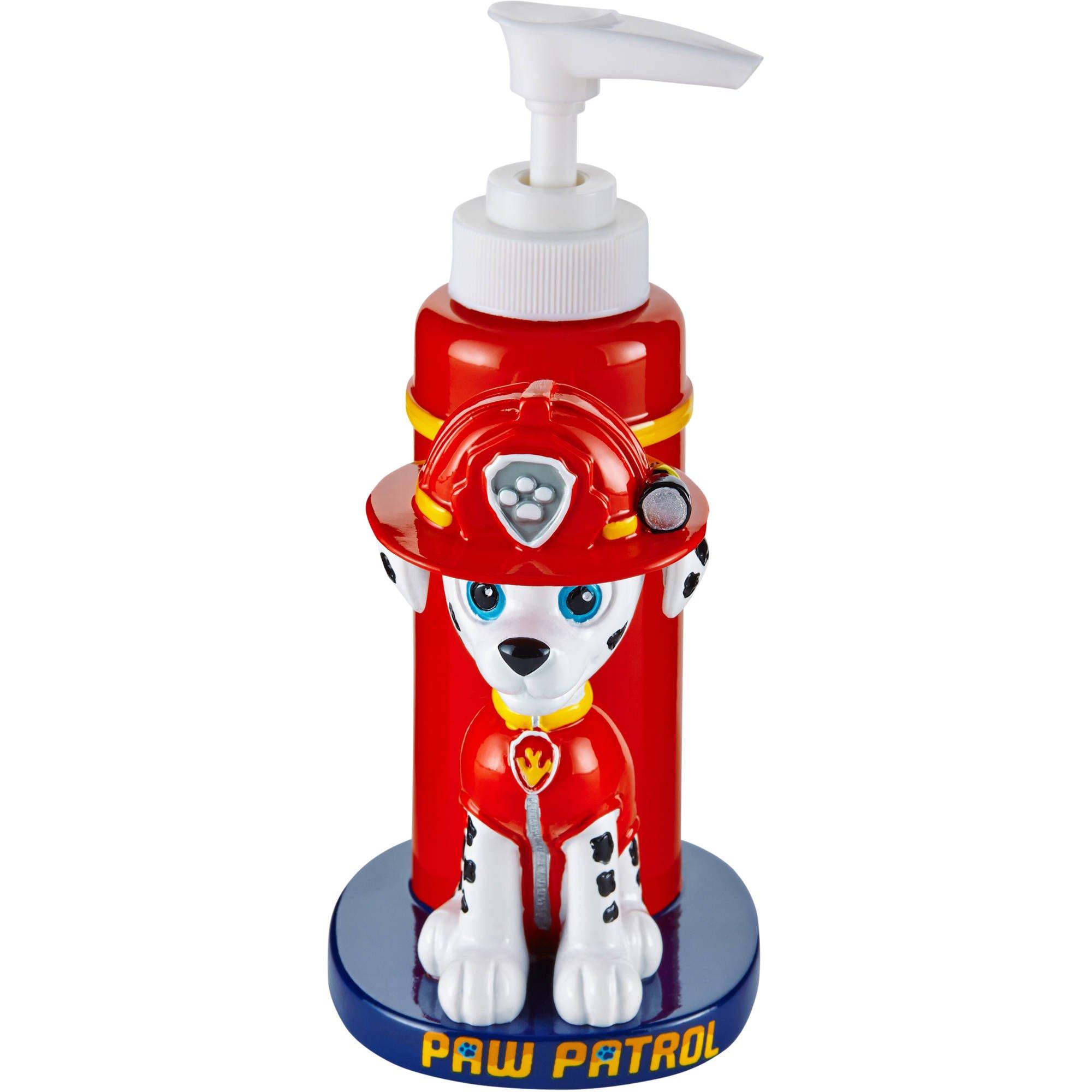 Paw Patrol Soap or Lotion Dispenser