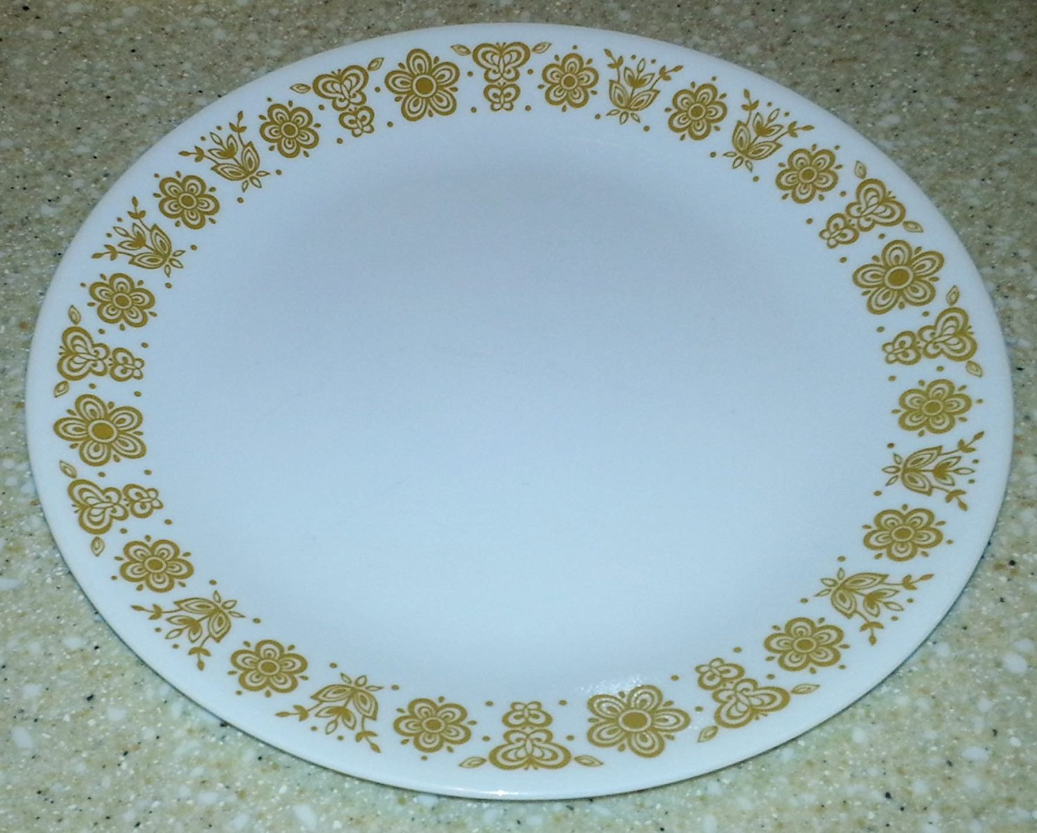 Amazon.com   Corelle - Butterfly Gold - 10-1/4\  Dinner Plates (Set of 4) Correlle Sets Accent Plates & Amazon.com   Corelle - Butterfly Gold - 10-1/4\