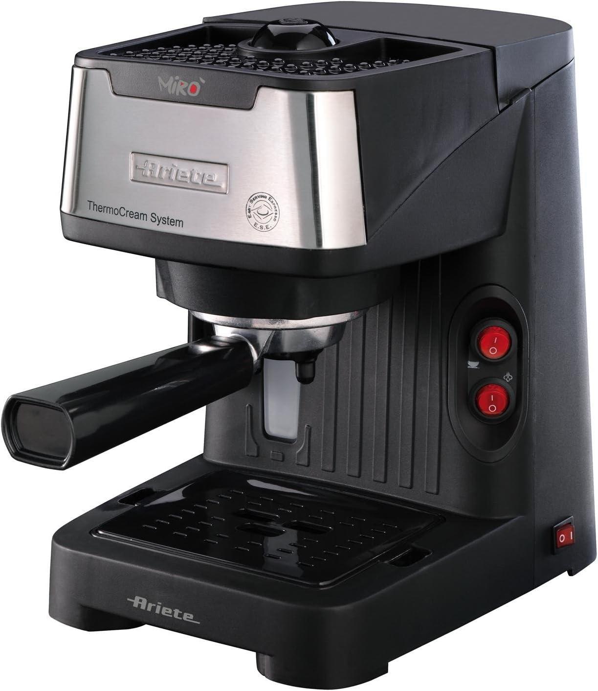 Ariete 00 m133950ar0 Miró máquina de café: Amazon.es: Hogar