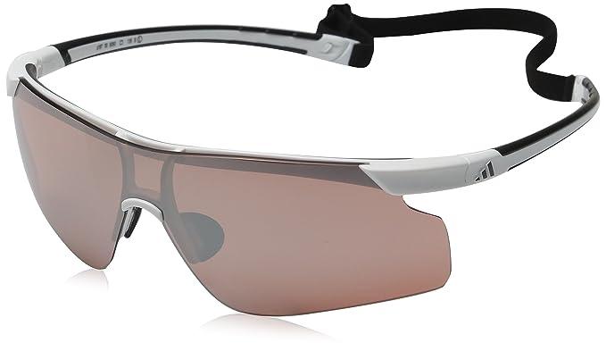 76e7ef983687 Amazon.com  adidas Adizero Tempo Pro L Rectangular Sunglasses