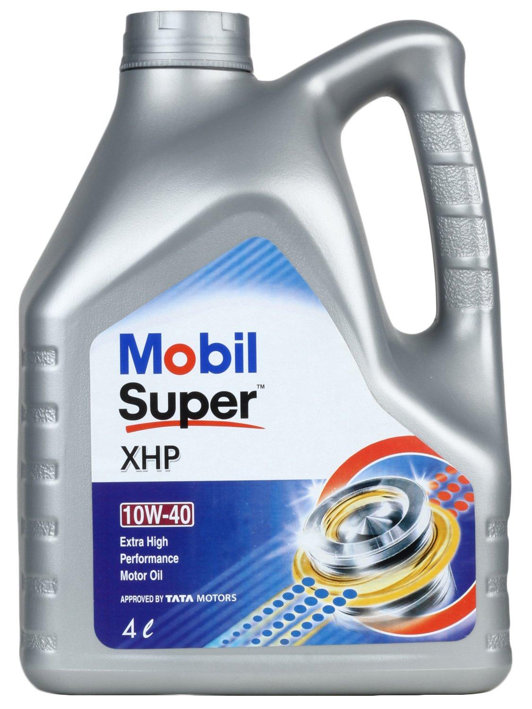 Mobil Super Xhp 10w 40 Motor Oil 4 L Amazon In Car Motorbike