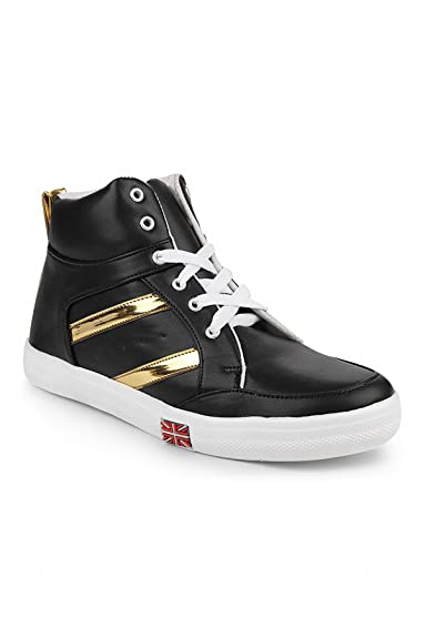 Bella Toes Designer Shoes for Women - Casual Shoes - Synthetic Leather  Ankle Length Sneakers  Buy Online at Low Prices in India - Amazon.in c7310639d