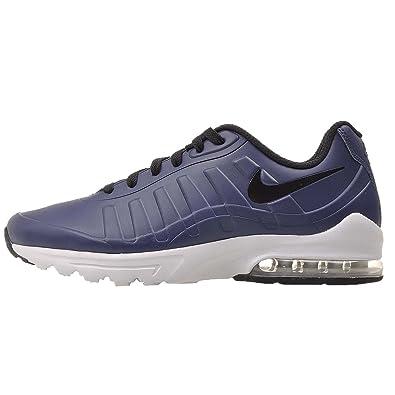 Nike Men's Air Max Invigor SL, Midnight Navy/Black, ...