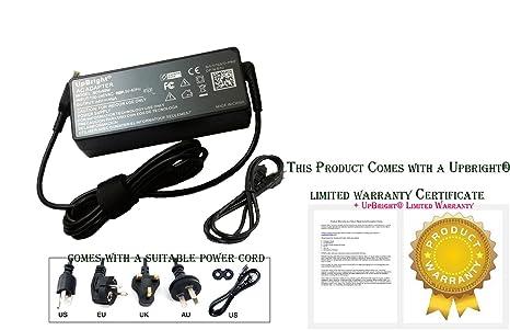 Amazon.com: UpBright NEW AC / DC Adapter For Lenovo ThinkPad ...