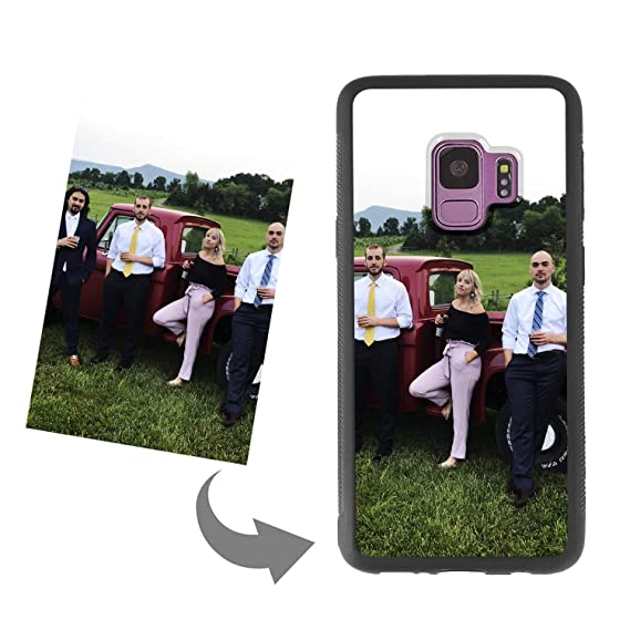online store 7bb53 5ba47 Amazon.com: Make Your Own Phone Case - Personalized Photo/Text/Logo ...