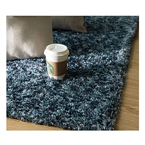 Amazon.com: LPD Rugs Rug Shaggy Area Rugs Anti-Slip Coffee ...