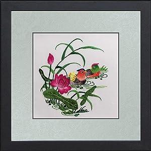 Sweepstakes: King Silk Art 100% Handmade Embroidery...