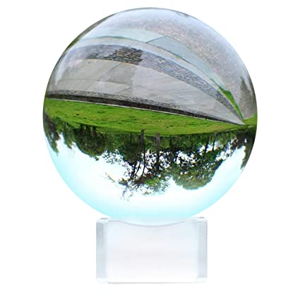 Home & Garden Provided 1 Pcs Crystal Decorative Balls 40mm Clear Glass Orb K9 Crystals Magic Ball Lens Photography Prop Sphere Home Decoration Globe