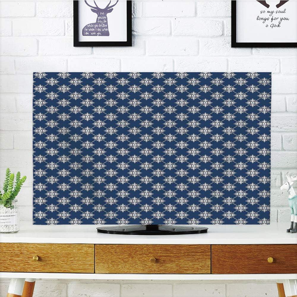 Funda para televisor LCD, diseño Abstracto de triángulo geométrico ...