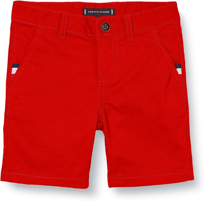 Tommy Hilfiger Essential Chino Short Pantaloncini Bambino