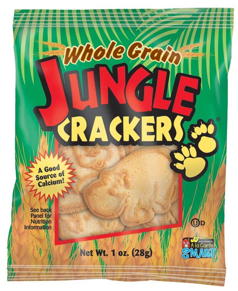 Readi Bake Whole Grain Jungle Crackers -- 200 per case. by Readi-Bake