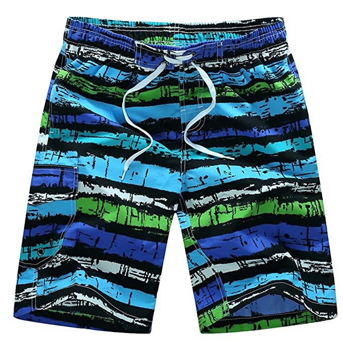 db6e18130e65c Image Unavailable. Image not available for. Color  ZHANGJZJ Plus Size 3XL Beach  Swimwear Men Swim Shorts Board Shorts Swimming Trunks ...