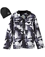 ZeroXposur Men's Performance Coat and Knit Beanie