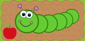 Hungry Caterpillar (Snake Game) by TheInvader360