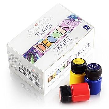 a985056231c04f Hochwertiges Textilfarbe Set