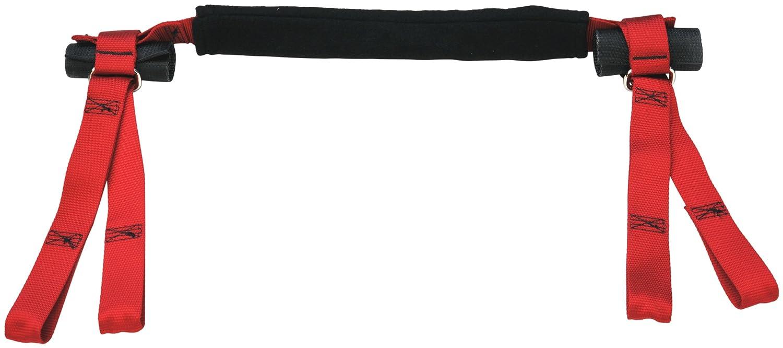 High Roller HR601-30 Handlebar Harness, Red