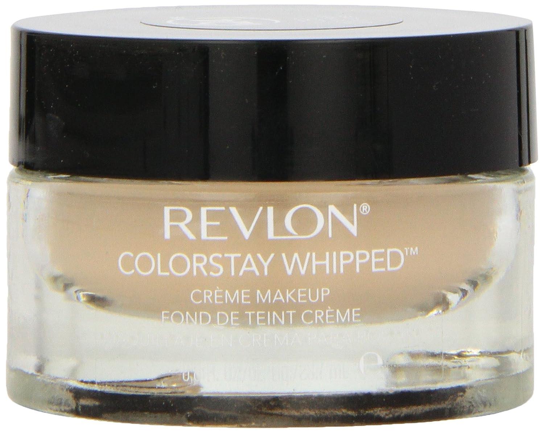 Revlon Colorstay Whipped Crme Makeup Medium Beige Foundations Foundation Beauty