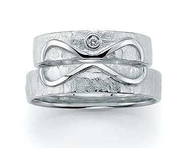 Unendlichkeit Infinity Fur Die Liebe Des Lebens Eheringe