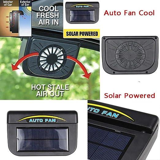 Ventilador del coche, sistema de ventilador de ventilación del ...