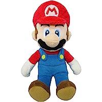 Sanei Super Mario All Star Collection 24,1 cm Mario Felpa, pequeño