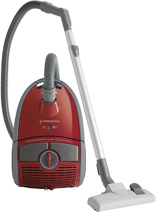 Philips FC 8602/01 Todo tipo de suelos Aspirador con bolsa, 350 W ...