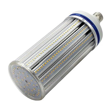 Mininono Bombillas LED E27 80W con 7000LM, 400LEDs LED Lámpara de Maíz Blanco cálido 3000K