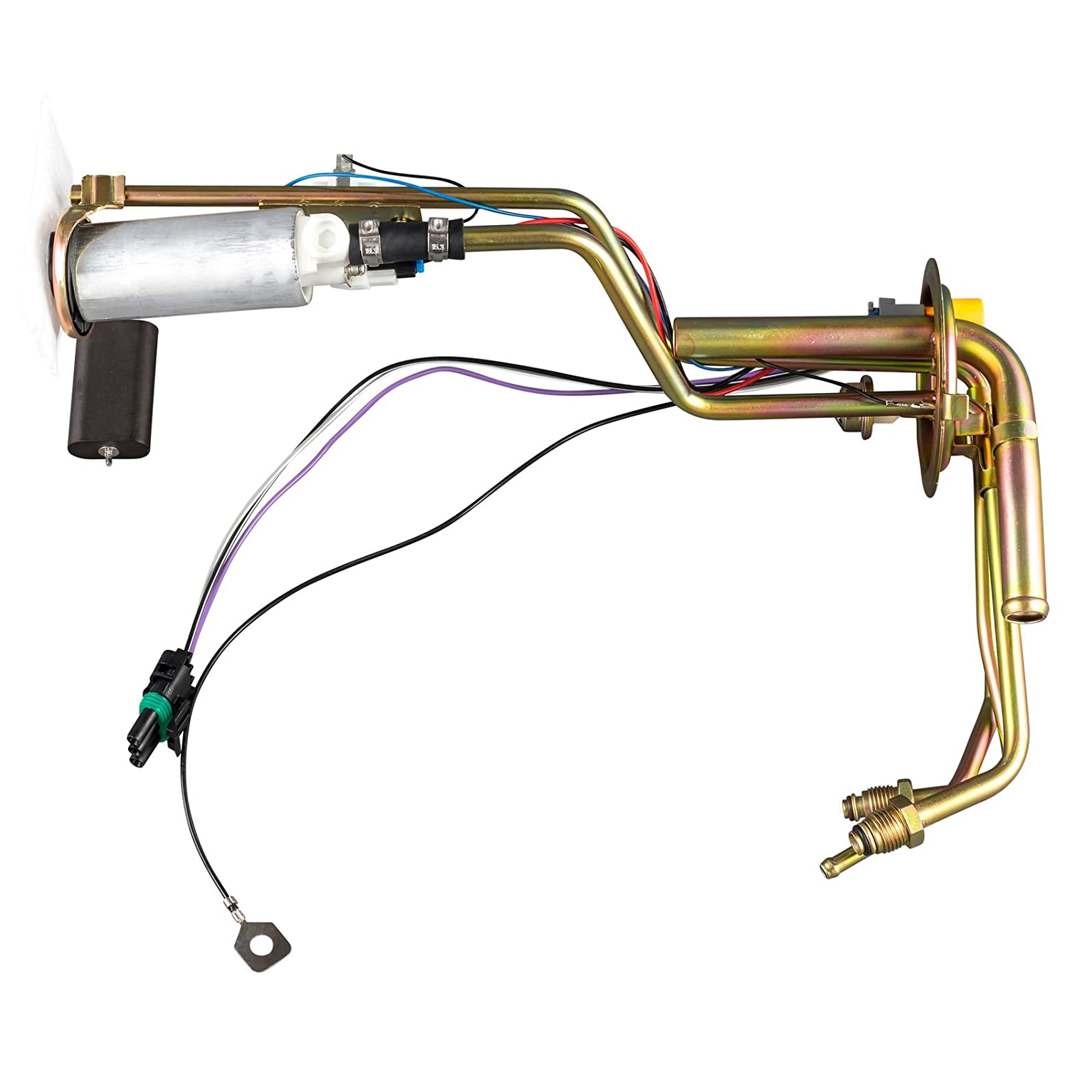 Fuel Pump Sending Unit For 88 95 C K 1500 2500 3500 1985 S10 Filter Location Pickup Truck Fits E3621s Automotive