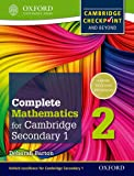 Complete Mathematics for Cambridge Secondary 1 Student Book 2: Comprehensive Preparation for the Cambridge Checkpoint and Beyond
