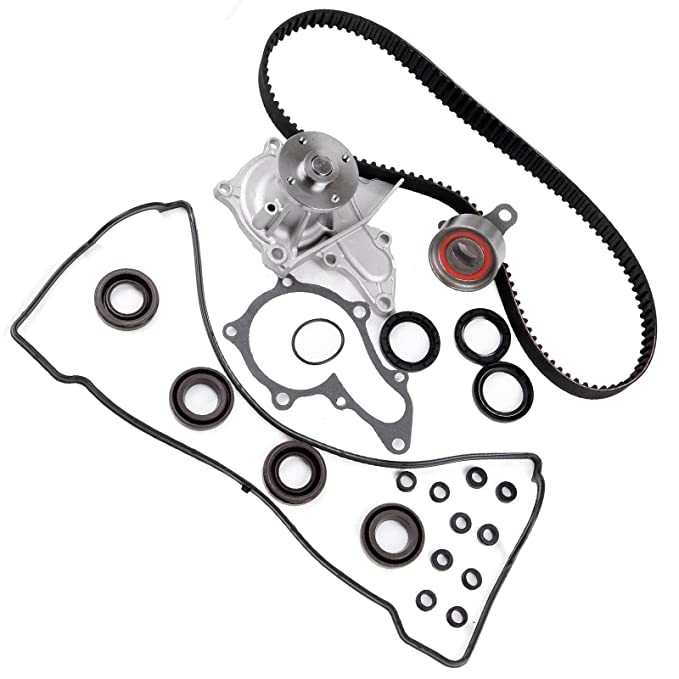 Amazon Com Scitoo New Timing Belt Water Pump Gasket Set Fits 1993