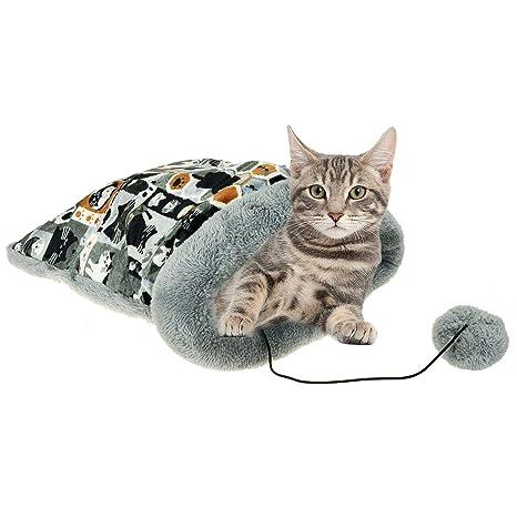 ASAB - Saco de Dormir para Gatos, diseño de Gato