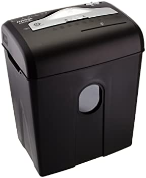 Aurora AU820MA 8-Sheets Micro-Cut Paper Shredder