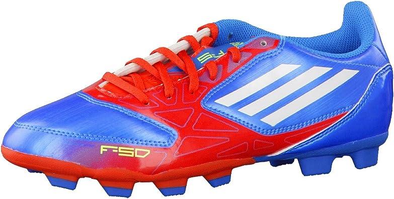 Adidas F5 Trx Fg J V24800 Enfant Chaussures Football Bleu