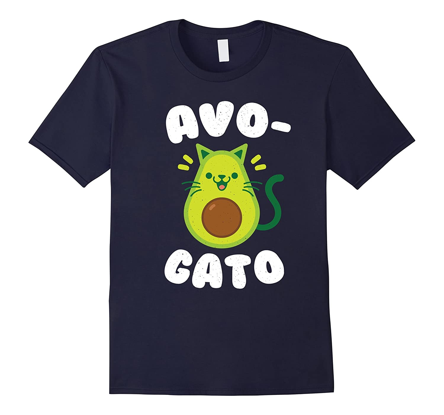 Avogato - Avocado Cat - Funny Avocado Shirts-FL