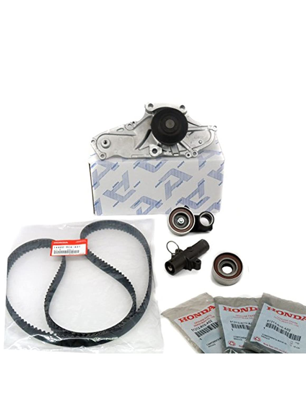 ECCPP for 2001-2005 Kia Rio 1.5L 1.6L DOHC 16V Engine A5D A6D Timing Belt Kit Water Pump