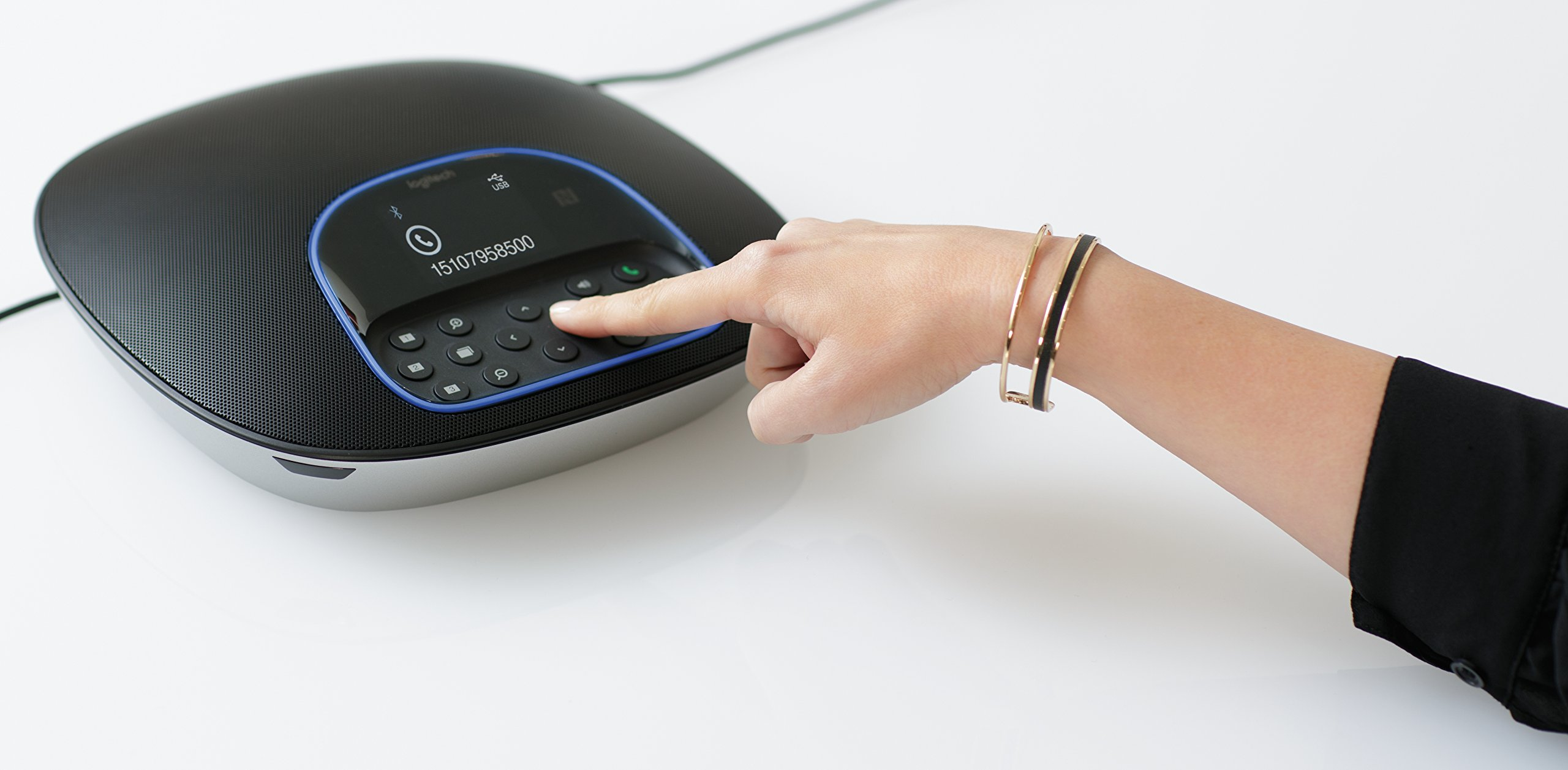Logitech Group HD Video and Audio Conferencing System for Big Meeting Rooms by Logitech (Image #4)