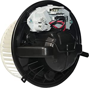 HVAC Blower Motor with Regulator - Replaces 64119227670, 700218, PM9354, 75896 - Fits 2006 BMW 325i, 325xi, 06 330i, 2011 135i, 2007 335i, BMW X3, 2008 335d, 2007 328xi - E90, E91, E92 - Fan Assembly