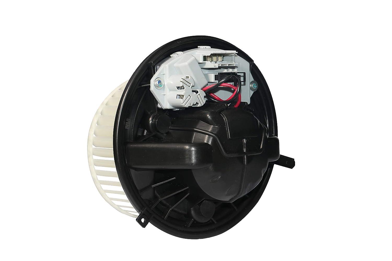 HVAC Blower Motor With Regulator - Replaces# 64119227670, 700218, PM9354,  75896 - Fits 2006 BMW 325i, 325xi, 06 330i, 2011 135i, 2007 335i, BMW X3,