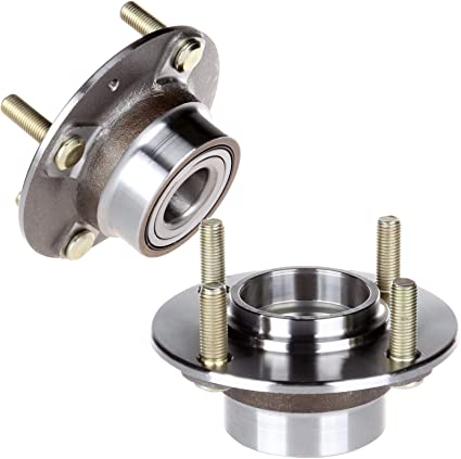 New REAR Complete Wheel Hub and Bearing Assembly w// ABS Fits Elantra Spectra