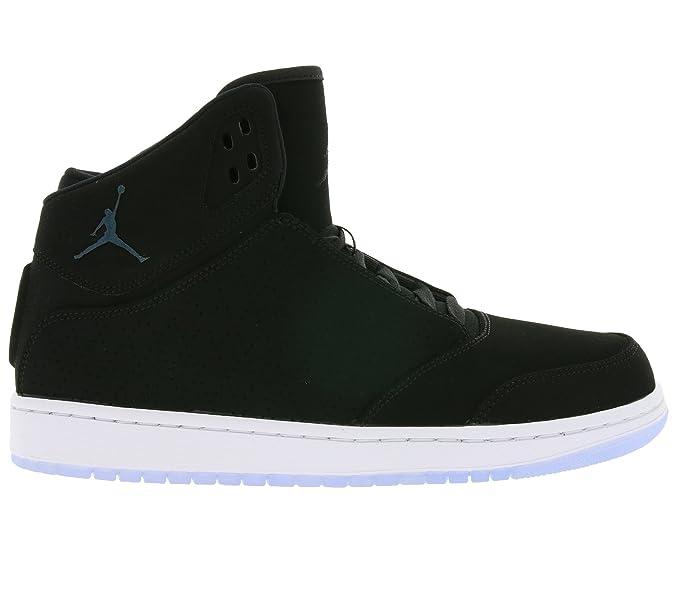 the latest 6c3f0 7be03 Nike Air Jordan 1 Flight 5 Prem Mens Hi Top Basketball Trainers 881434  Sneakers Shoes (UK 9 US 10 EU 44, Black Black White 001)  Amazon.ca  Shoes    Handbags