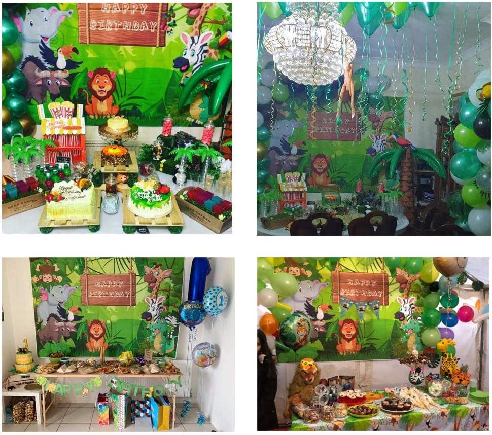 Huayi Foto Hintergründe Happy Birthday Party Banner Kamera