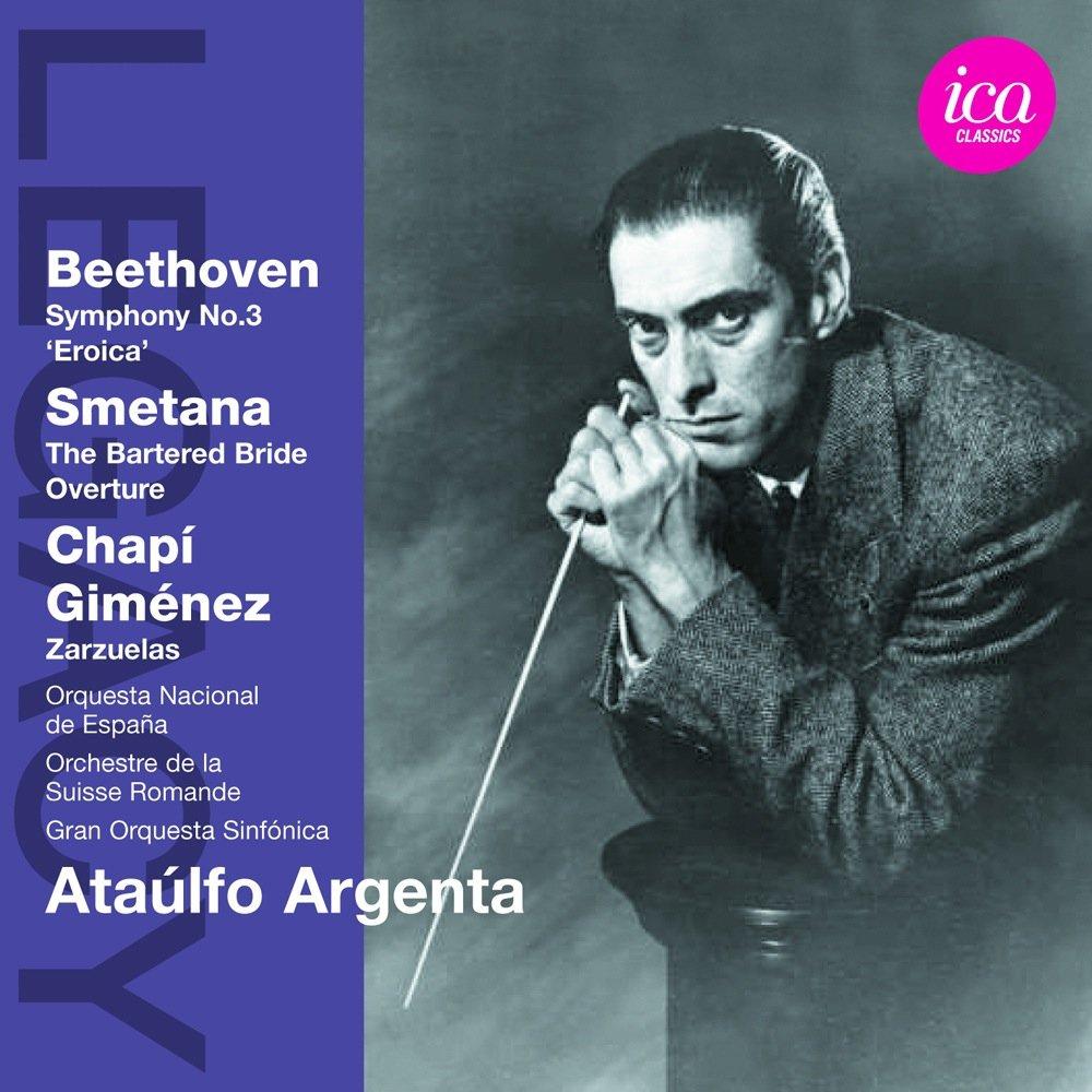 Symphonie N°3 - La Fiancée Vendue : Orquesta Nacional De Espana, Ludwig Van Beethoven: Amazon.es: Música
