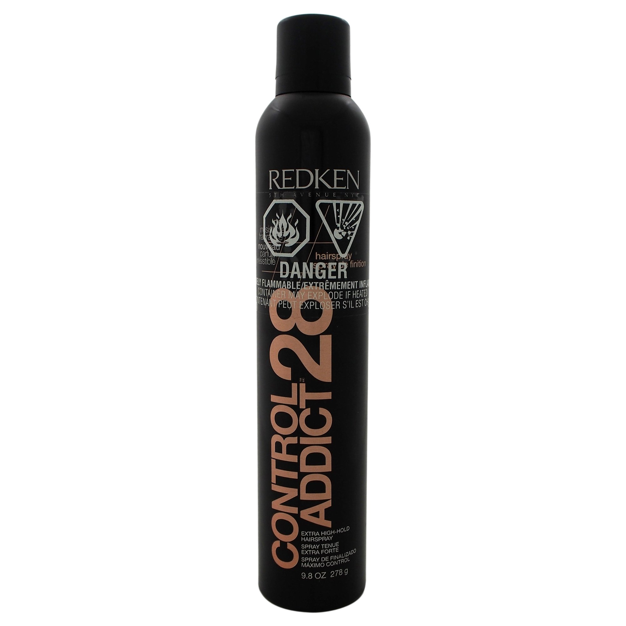Redken Control Addict 28 Extra High-Hold Hair Spray, 9.8 Ounce by REDKEN (Image #1)