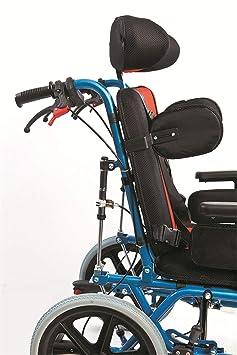 XKRSBS Sillas de Ruedas Bebé discapacitado Silla de Ruedas Persona discapacitada acostada en Silla de Ruedas: Amazon.es: Hogar